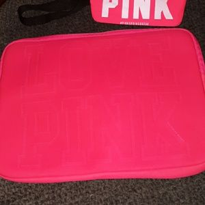 Victoria's Secret PINK laptop case!!!